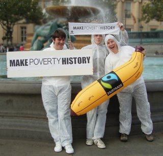 World Record Stand up agains Poverty
